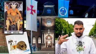 Logenbruder und Agent Provocateur: Attila Hildmann & der Dritte Tempel