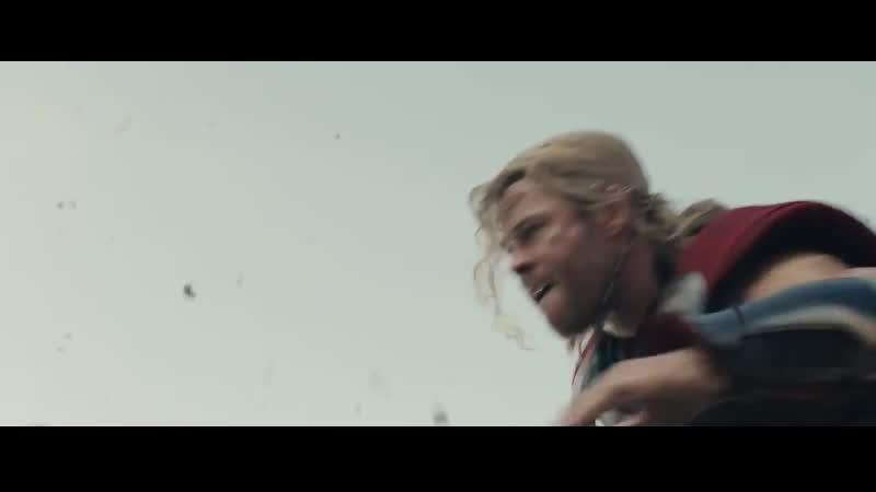 Тор как ты мне надоел Мстители эра Альтрона