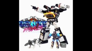 Transformer Review Legends Class NewAge H21 Scaramanga Hail Hasbro Reviews! (G1 Soundwave)