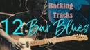 Robben Ford 12 Bar Blues solo_Backing Track TAB