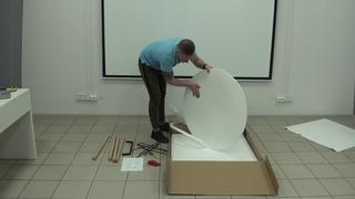 Стол кухонный Table T 06 90 Белый:бук