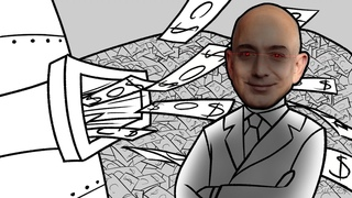 Jeff Bezos | Bo Burnham Animation (Inside)