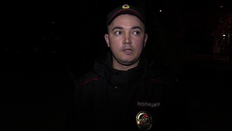 Сотрудники ППСП в Самаре по горячим следам задержали подозреваемого в грабеже