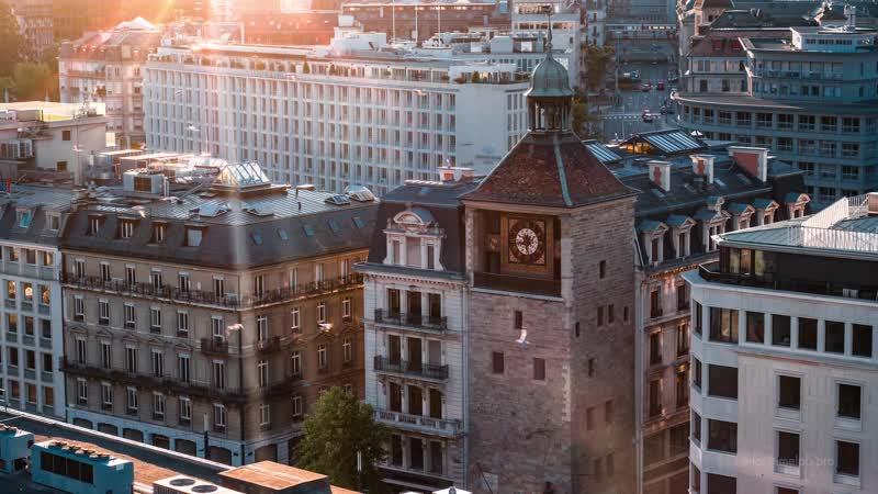 Switzerland Geneva Romandy Timelab Pro Ilya Beshevli collaboration