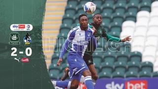 Highlights   Plymouth Argyle 2-0 Bristol Rovers