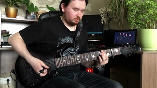 Three Days Grace - Wake Up (cover by Randall Harrell)
