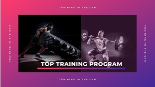 the best training program in the gym