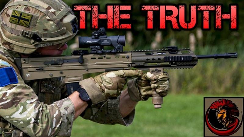 British SA80 Rifle Why The Hate