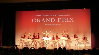 Dance Grand Prix 2020 -  deadline till 1 december