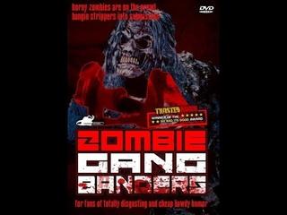 Zombie Ninja Gangbangers (1997, shot on video SOV sexy horror) Full Movie