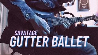Savatage - Gutter Ballet (cover by Michael Skinner)