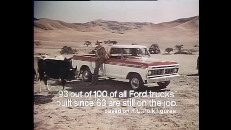 Ford Pick Up Truck Commercials