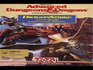 Dragonstrike 1990. Рыцари неба и крыла.