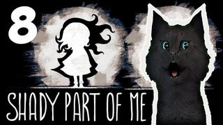 САМАЯ СТРАШНАЯ ДЕТСКАЯ ИГРА С ГОВОРЯЩИМ СУПЕР КОТОМ #8 🐱 Shady Part of Me 🐱 Темная часть меня
