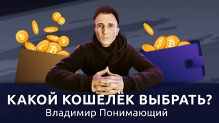 Криптокошелёк — что это и как его выбрать? / Fork The System с Понимающим