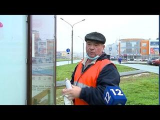 Десять электронных информационных табло появятся до конца года на автобусных остановках Череповца