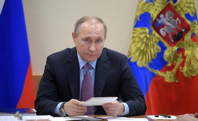Путин высказался об уходе с поста президент РФ