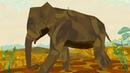Симулятор СЛОНА 1 Начало. Приключение Кида и стая слонов в Shelter 3 на ПУРУМЧАТА