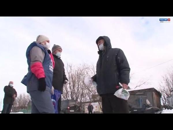 На Ямале социальная акция СЕВЕРЯНЕ против коронавируса обрела второе дыхание