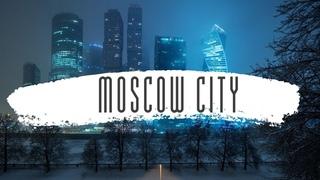 Москва Сити Зимой / Moscow City Winter / DJI 4к