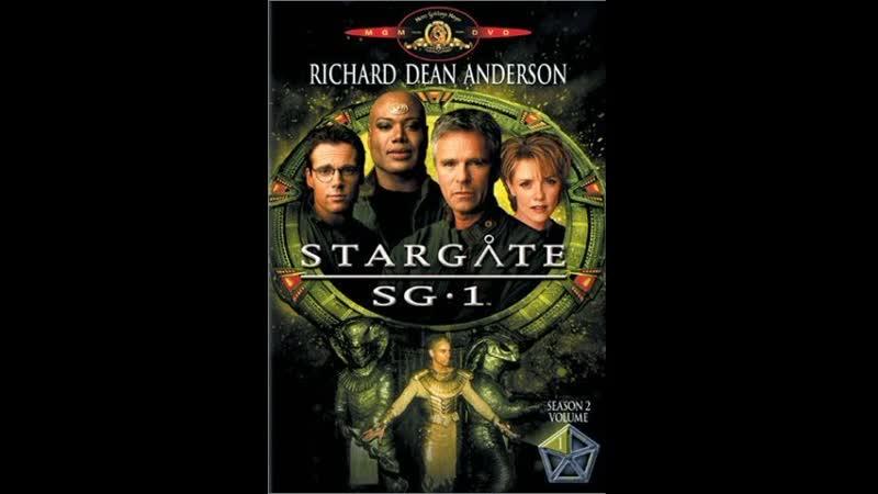 Звездные врата сериал 1997 SG 1