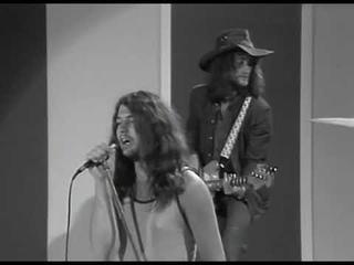 Deep Purple - Strange Kind Of Woman (Italian TV, 1971)