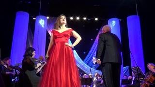 Мария Чудовская - Ария Джудитты из оперетты Джудитта