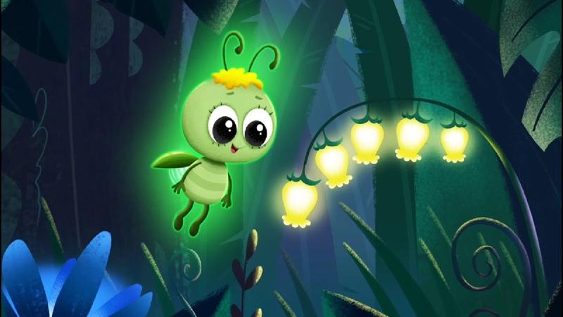 Бурёнка Даша Светлячки Песни для детей
