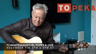 Only Elliot & Front Row Experience l Tommy Emmanuel
