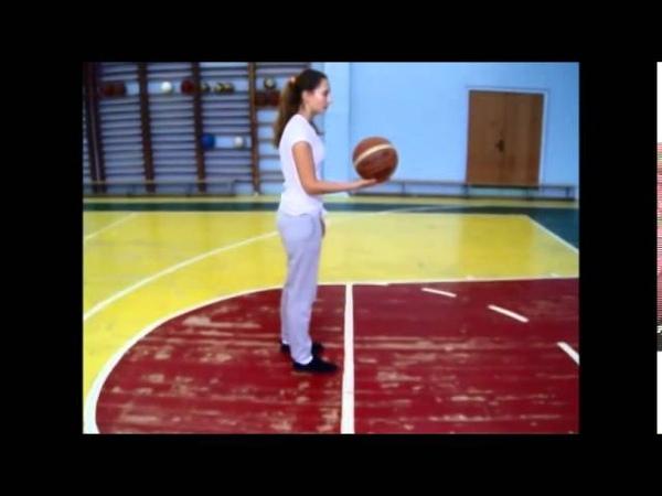 Техника штрафного броска в баскетболе