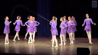 """Танцевальный звездопад, """"Танец со скакалками"""", Ансамбль """"Школьные годы"""""""