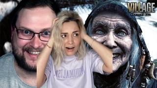 Реакция MILKA PLAY - Kuplinov - 30 МИНУТ НОВОГО РЕЗИДЕНТА ► Resident Evil Village Gameplay Demo