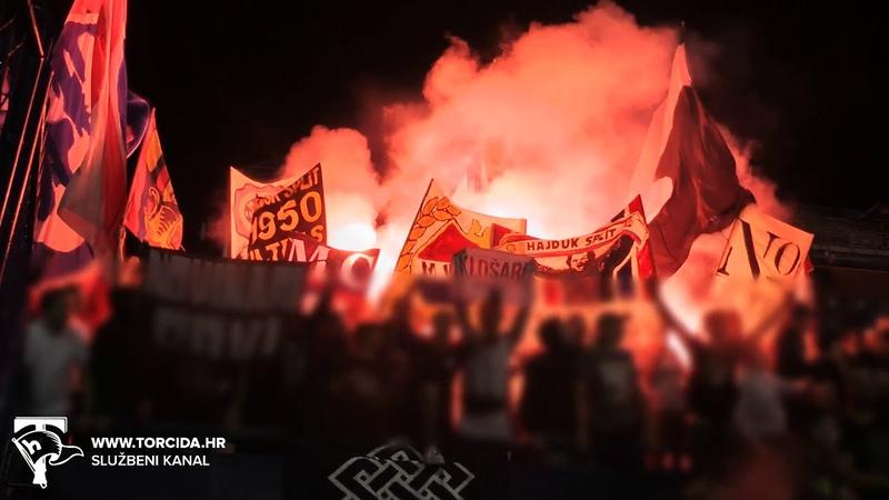 Torcida Split GNK Dinamo Zagreb - HNK Hajduk Split 23 (34. kolo HT Prva Liga)
