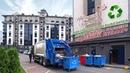 Так собирается и вывозится мусор в ЖК Цветной Бульвар в Калининграде