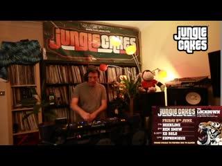 Ed Solo - Jungle Cakes Lockdown 05/06/2020
