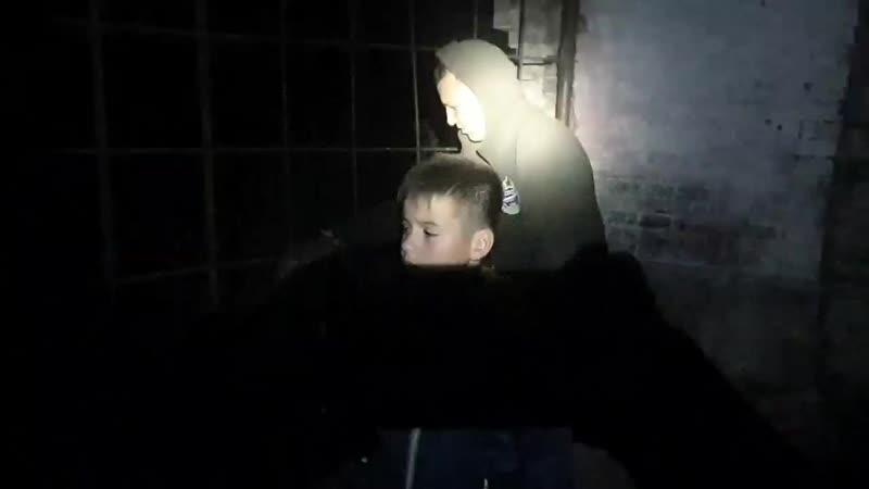 Ночная экскурсия по казематам Брестской Крепости