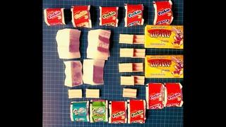 Unwrapping bubble gums marathon ~ Cincin ~Tipitip~ Balonlu ciklet~ guma mestecat~surprize guma