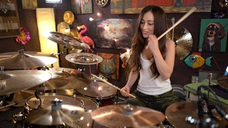 FAITH NO MORE - EASY - DRUM COVER BY MEYTAL COHEN
