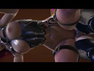 Futa - League of Legends - Kaisa x Katarina (3D Porn)