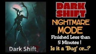 LifeAfter - How to Bug Dark Shift (Nightmare Mode)