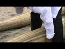 Taller de caballitos de totora Ruta Quetzal BBVA 2011