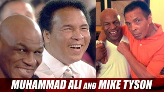 Mike Tyson and Muhammad Ali BEST MOMENTS