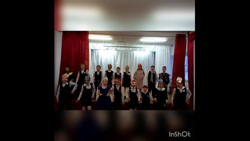 2 б видео битва хоров