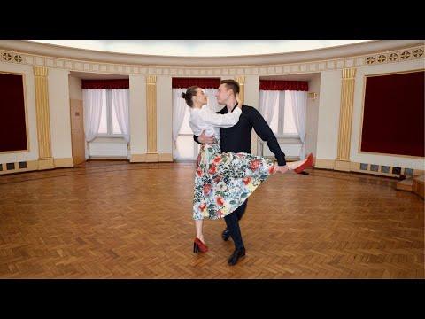 La Valse dAmelie. PIERWSZY TANIEC do muzyki z filmu Amelia. Wedding Dance Choreography. (Version 2)