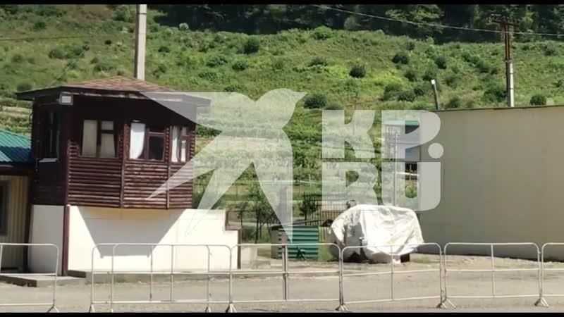 Видео с территории гостевого дома где медведи загрызли мальчика mp4