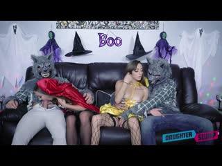 [DaughterSwap] Bailey Base, Dani Blu - Halloween Switch Plan NewPorn