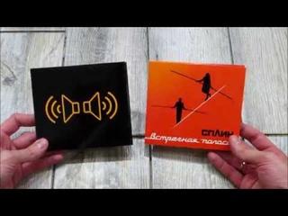 Выпуск 5. Обзор 2 CD: Сплин - Встречная полоса (2018); Слот - 200 кВТ (2018)!