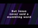 Kurt Carr - They Didn't Know (Lyric Video)