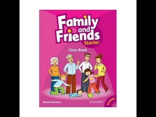 FAMILY AND FRIENDS STARTER    2nd Edition FULL LESSONS