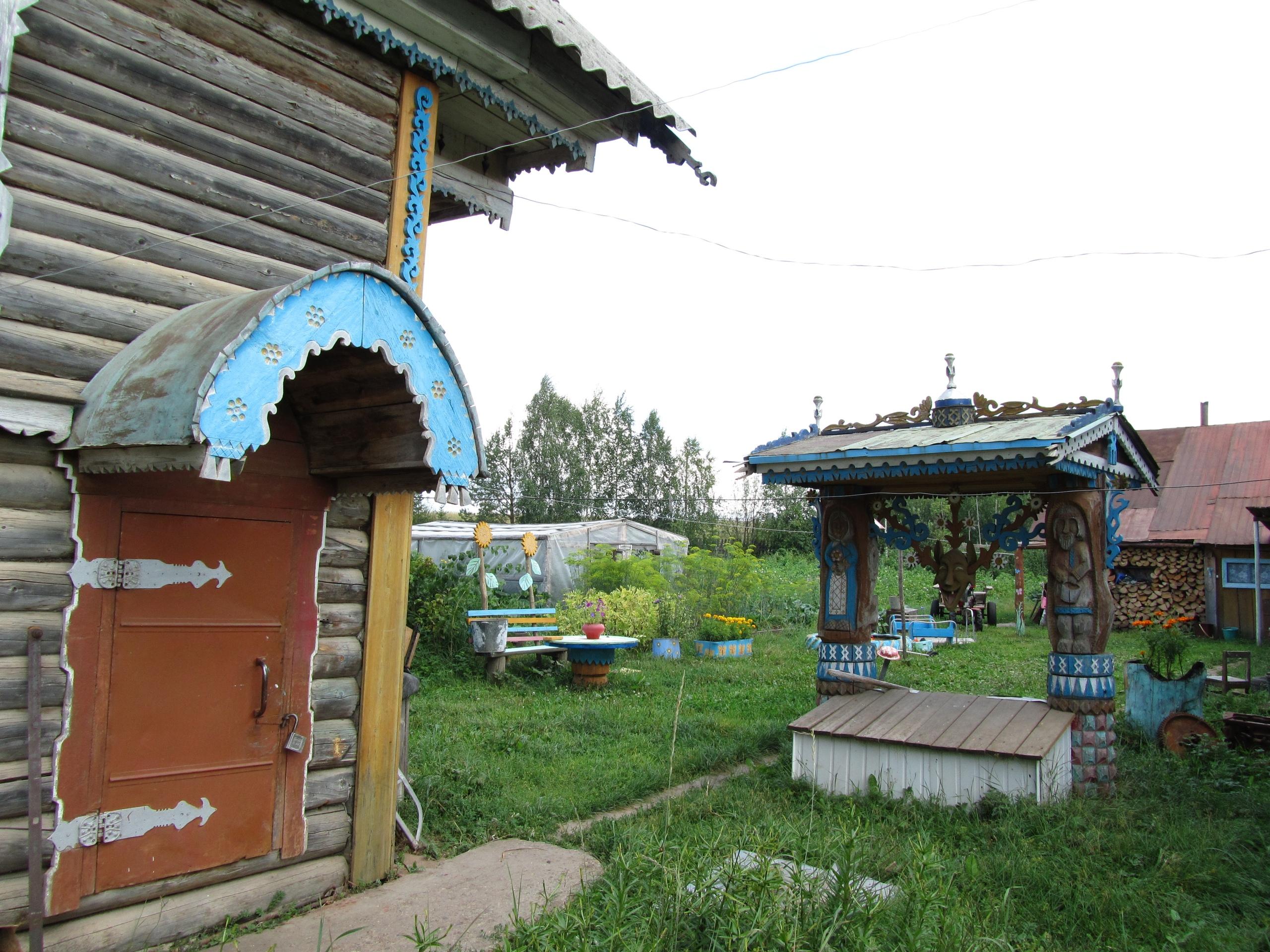 Двор Егора Утробина